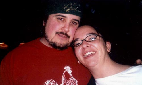 Michael John Smich and his sister Jenn